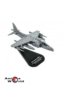 Macheta Avion BAE Harrier GR9A RAF UK, 1:100 Italieri