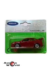 Macheta auto Subaru WRX Sti, 1:60 Welly