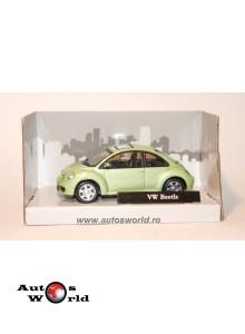 Volkswagen New Beetle verde, 1:43 Hongwell - Rik Rok