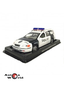 Masini de Politie nr11 - Macheta auto Volvo V70 Wagon Finlanda, 1:43 Amercom