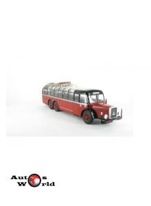 Autobus Mercedes 0 10000 1938, 1:43 Ixo