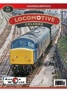 Locomotive Celebre Nr.17 - BR Class 46 Peak, 1:76 Amercom