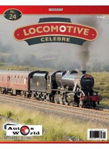 Locomotive Celebre Nr.24 - Stanier 8F , 1:76 Amercom