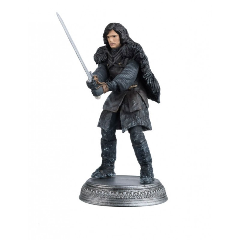 Game of Thrones - Nr. 2: Jon Snow (Night's Watch), Eaglemoss