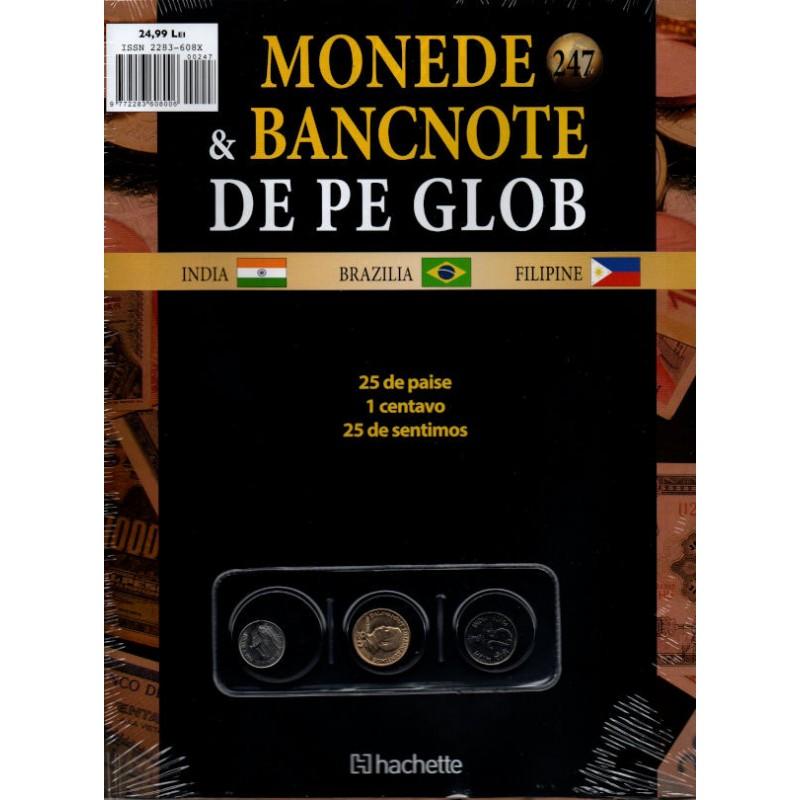 Monede Si Bancnote De Pe Glob Nr.247, Hachette