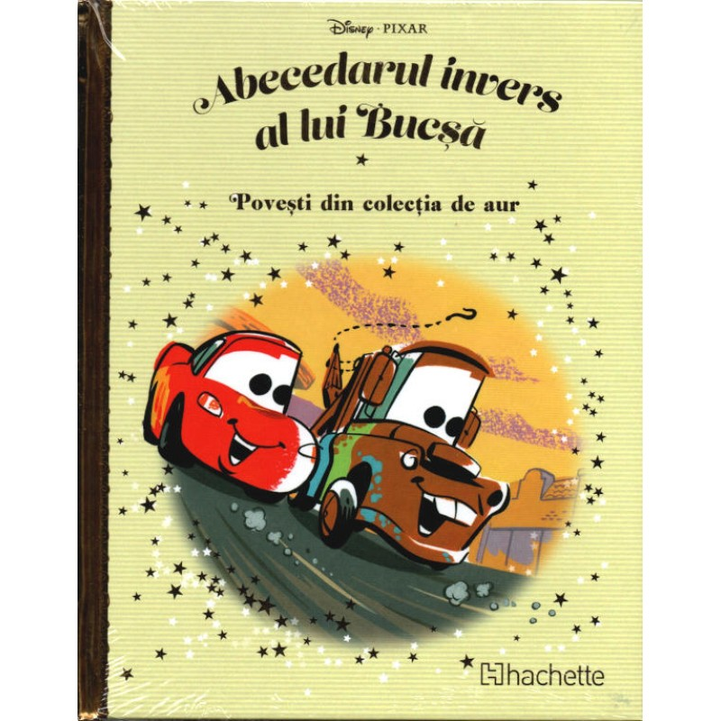 Carte Povesti din colectia de aur Disney Nr.158 – Abecedarul invers al lui Bucsa, Hachette