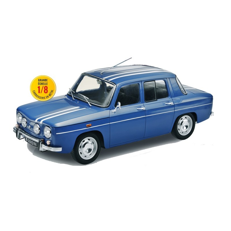 Macheta auto Renault 8 Gordini 1300 kit 1967, 1:8 Eaglemoss