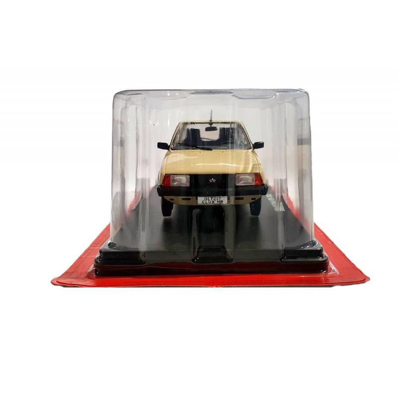 Macheta auto Oltcit Club 11R 1982 Nr 13 - Automobile de neuitat, 1:24 Hachette