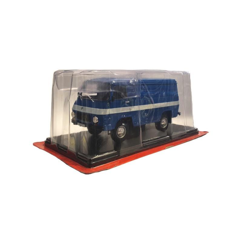 Macheta auto Rocar TV 14 F 1980 Nr 18 - Automobile de neuitat, 1:24 Hachette