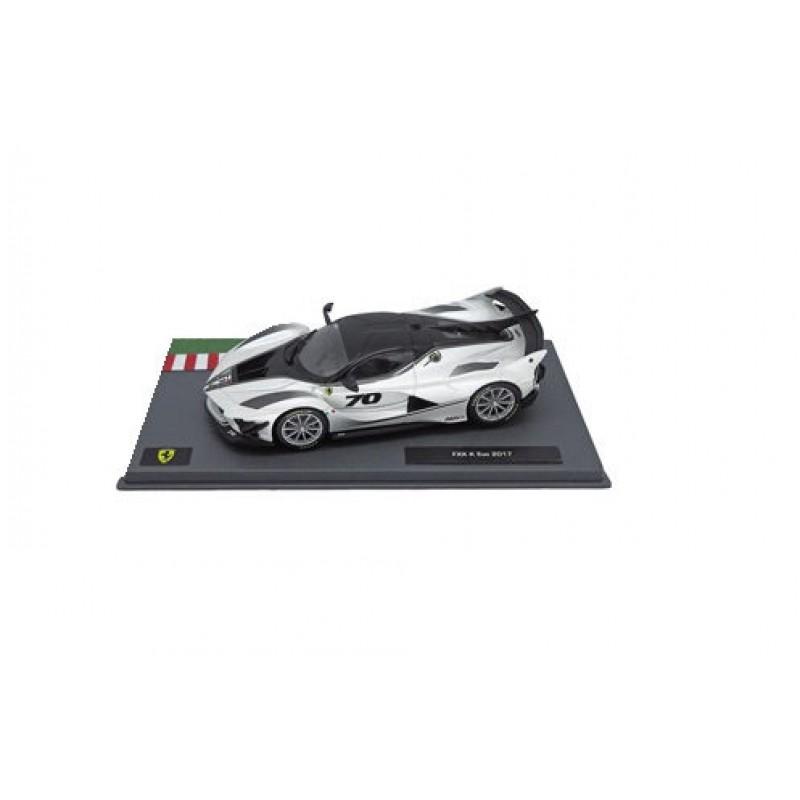Macheta auto Ferrari FXX K Evo 2017 Nr 6, 1:43 Ferrari Racing Collection GSP