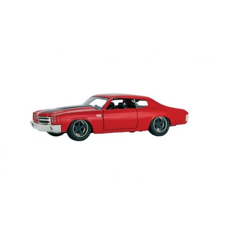 Macheta auto Chevrolet Chevelle SS 1970 Dom Nr 29 – Fast & Furious, 1:32 Jada Libertatea