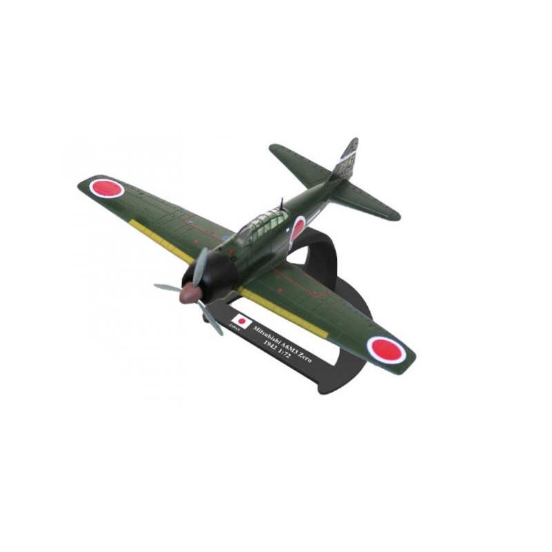 Macheta avion Mitsubishi A6M3 Zero #05, Avioane din cel de-al doilea razboi mondial Libertatea