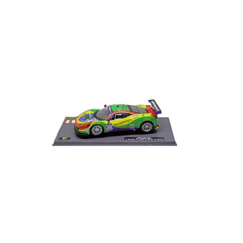 Macheta auto Ferrari 458 Italia GT3 24h Daytona 2015 Nr 8, 1:43 Ferrari Racing Collection GSP