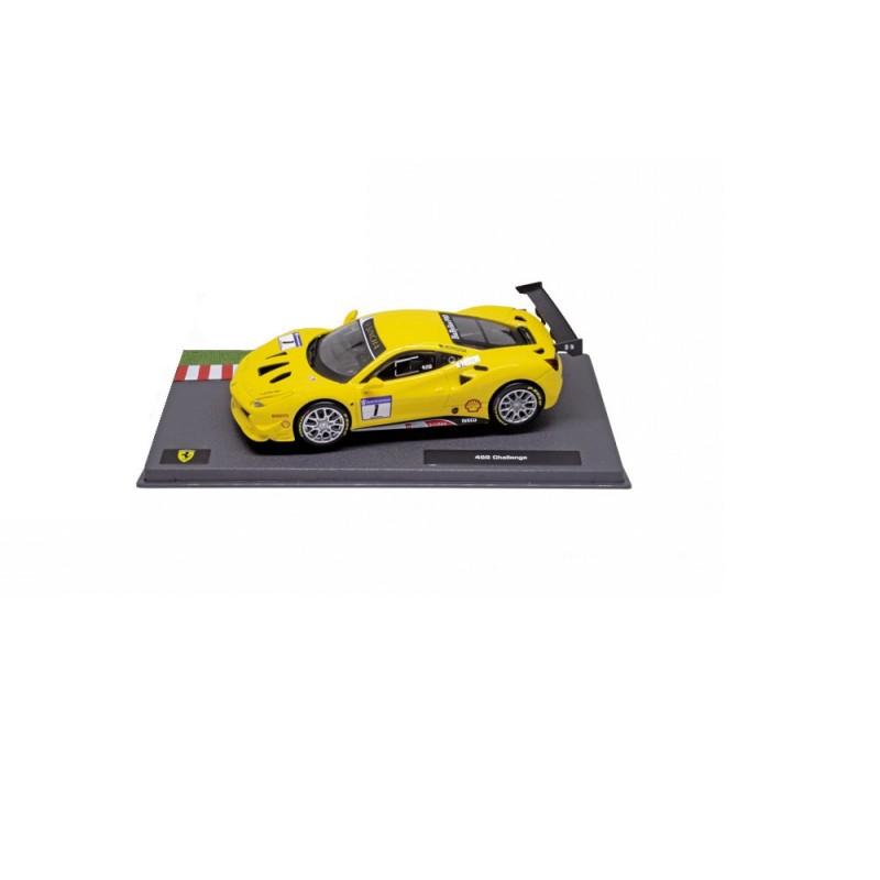 Macheta auto Ferrari 488 Challenger 2015 Nr 16, 1:43 Ferrari Racing Collection GSP
