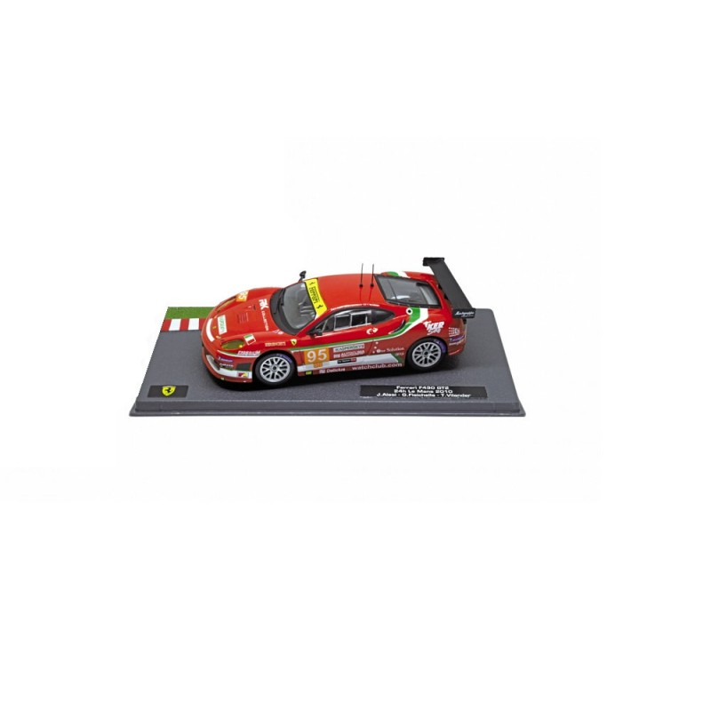 Macheta auto Ferrari F430 GT2 2010 Nr 18, 1:43 Ferrari Racing Collection GSP