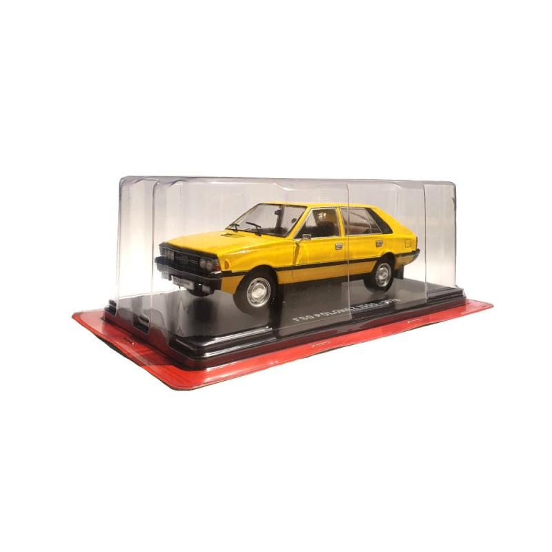 Macheta auto FSO Polonez 1500 1978 Nr 35 - Automobile de neuitat, 1:24 Hachette