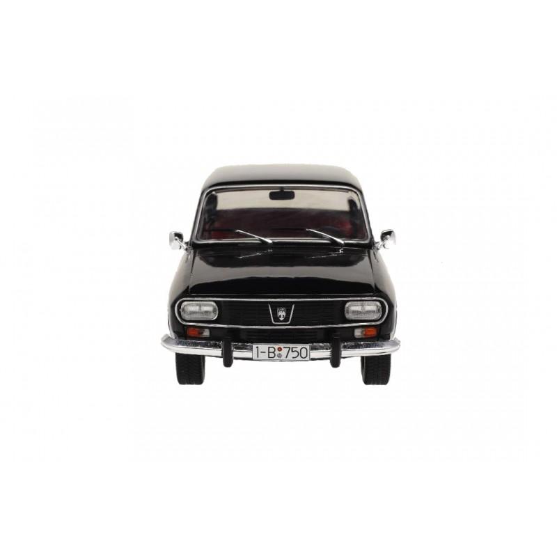 "Macheta auto Dacia 1301 ""Securitatea"" 1972 Editie Limitata 499 pcs, 1:24 Autosworld"