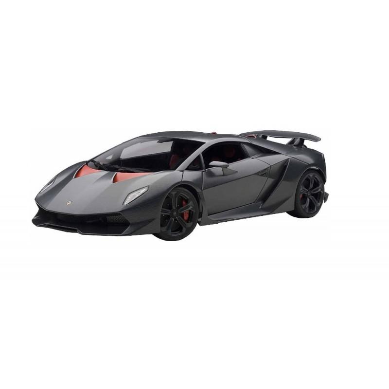 Macheta auto Lamborghini Sesto Elemento carbon 2010, 1:18 AUTOart Signature