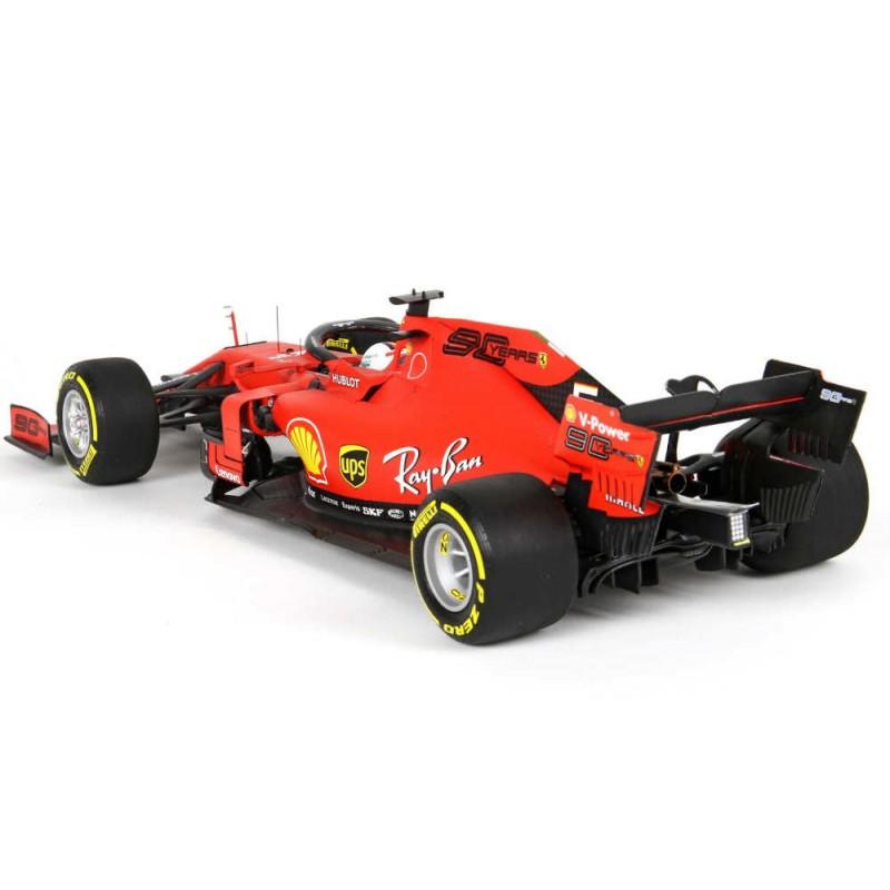 Macheta auto Ferrari F1 SF90 #5 Australia GP 2019 Sebastien Vettel, 1:18 BBR