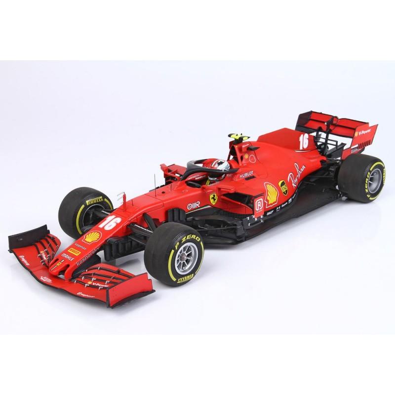 Macheta auto Ferrari F1 SF1000 N5 Austria GP 2020 Charles Leclerc, 1:18 BBR