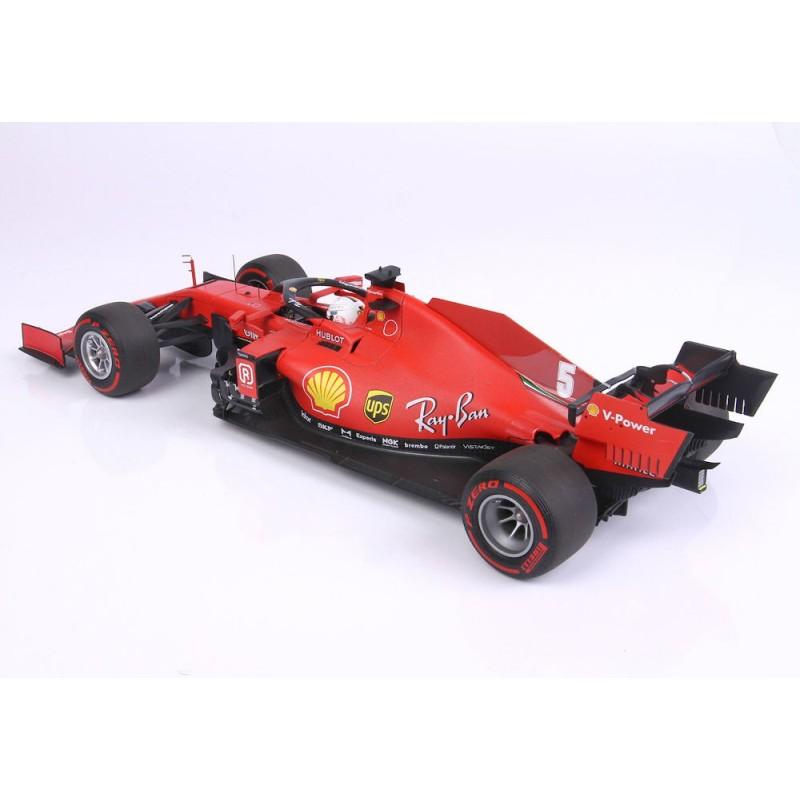 Macheta auto Ferrari F1 SF1000 N16 Austria GP 2020 Sebastien Vettel, 1:18 BBR