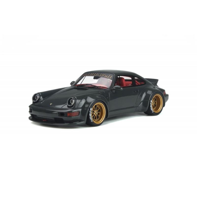 Macheta auto Porsche RWB Body Kit, 1:18 GT Spirit