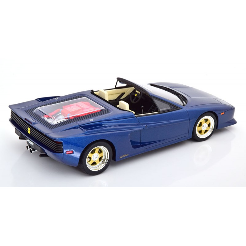 Macheta auto Ferrari Testarossa Koenig Specials Spider 1985, 1:18 GT Spirit