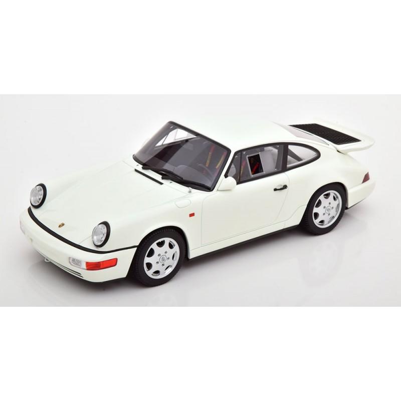 Macheta auto Porsche 911 (964) Carrera 4 Lightweight 1991, 1:18 GT Spirit