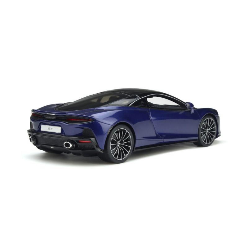 Macheta auto McLAREN GT albastru 2019, 1:18 GT Spirit