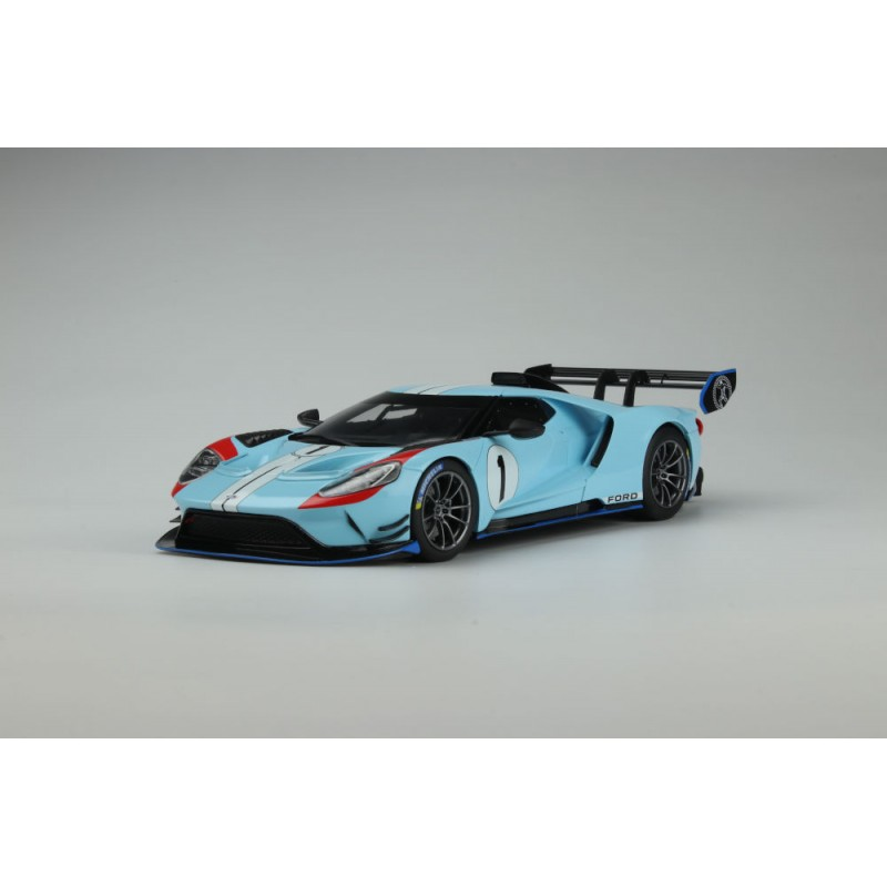 PRECOMANDA: Macheta auto Ford GT Mk.2 #1 2021 albastru, 1:18 GT Spirit