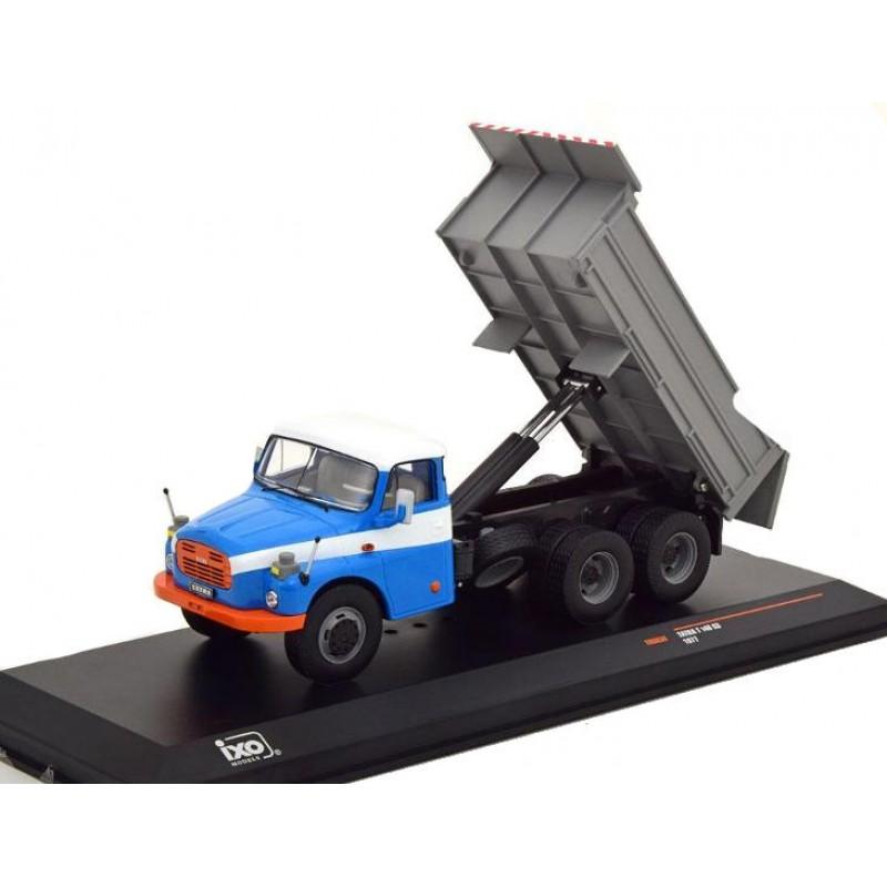 Macheta camion Tatra T148 S3 albastru, 1:43 Ixo