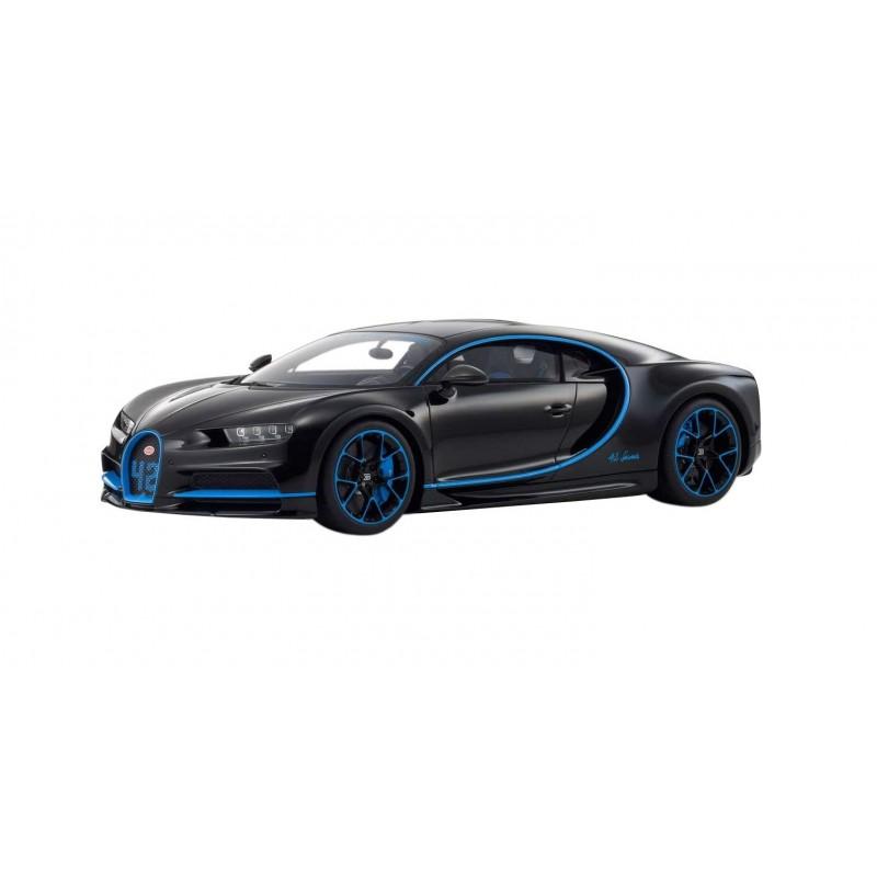 Macheta auto Bugatti Chiron Le Patron N42 ZERO-400Km/h 2017, 1:12 Kyosho
