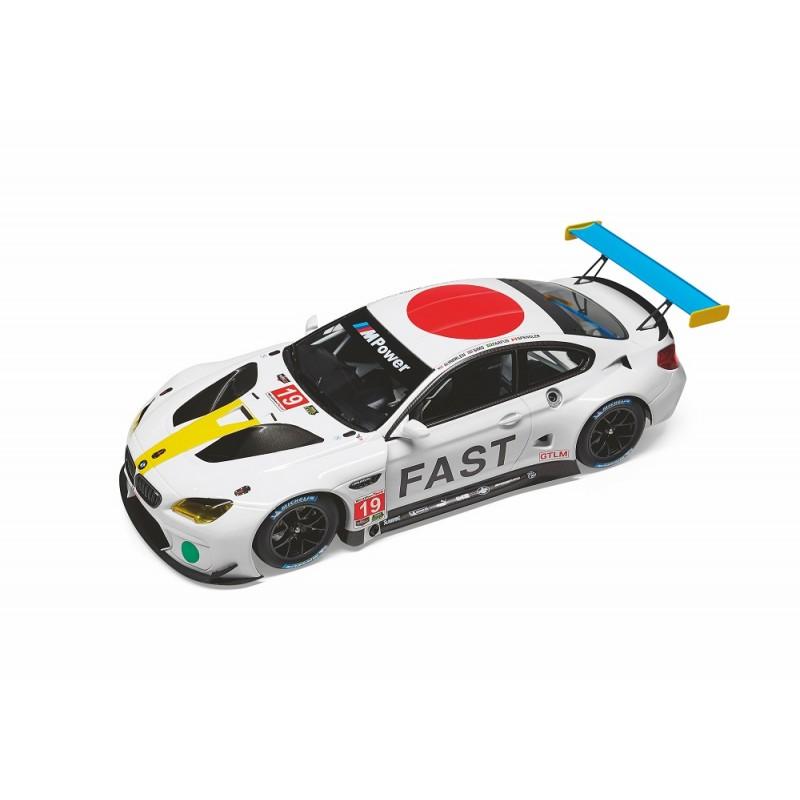 Macheta auto BMW Seria 6 M6 Team BMW Motorsport #19 24h Daytona 2017, 1:18 Kyosho Dealer Edition