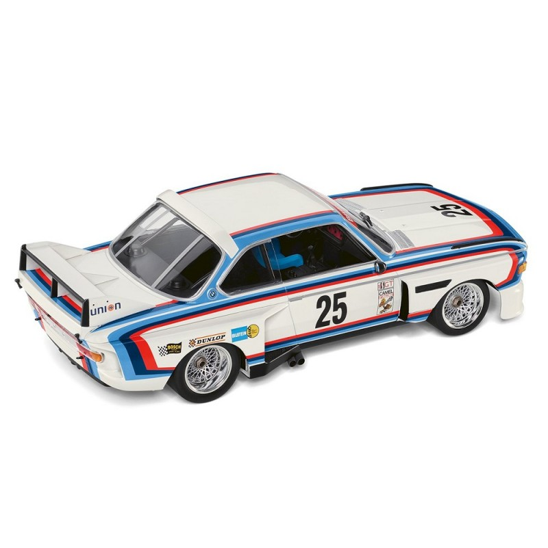 Macheta auto BMW 3.0 CSL Heritage #25 1975, 1:18 Minichamps Dealer Edition