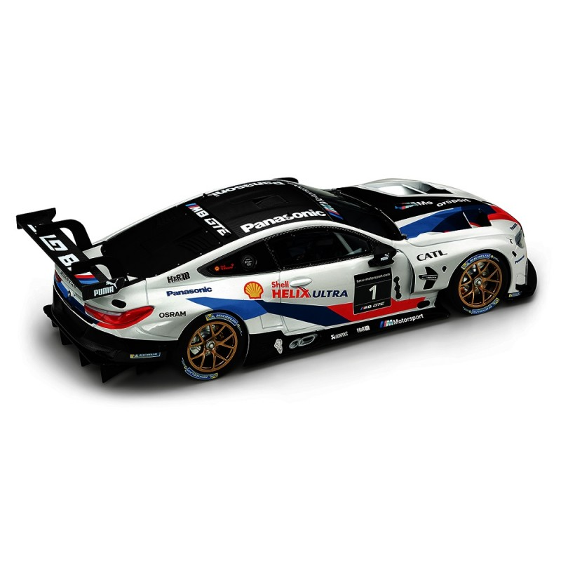 Macheta auto BMW M8 GTE 2019, 1:18 Minichamps Dealer Edition