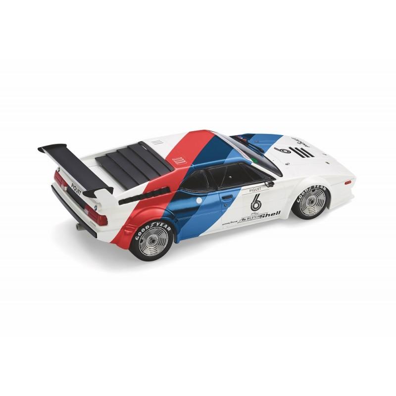 Macheta auto BMW M1 Procar Team BMW Motorsport #6 1979, 1:18 Minichamps Dealer Edition