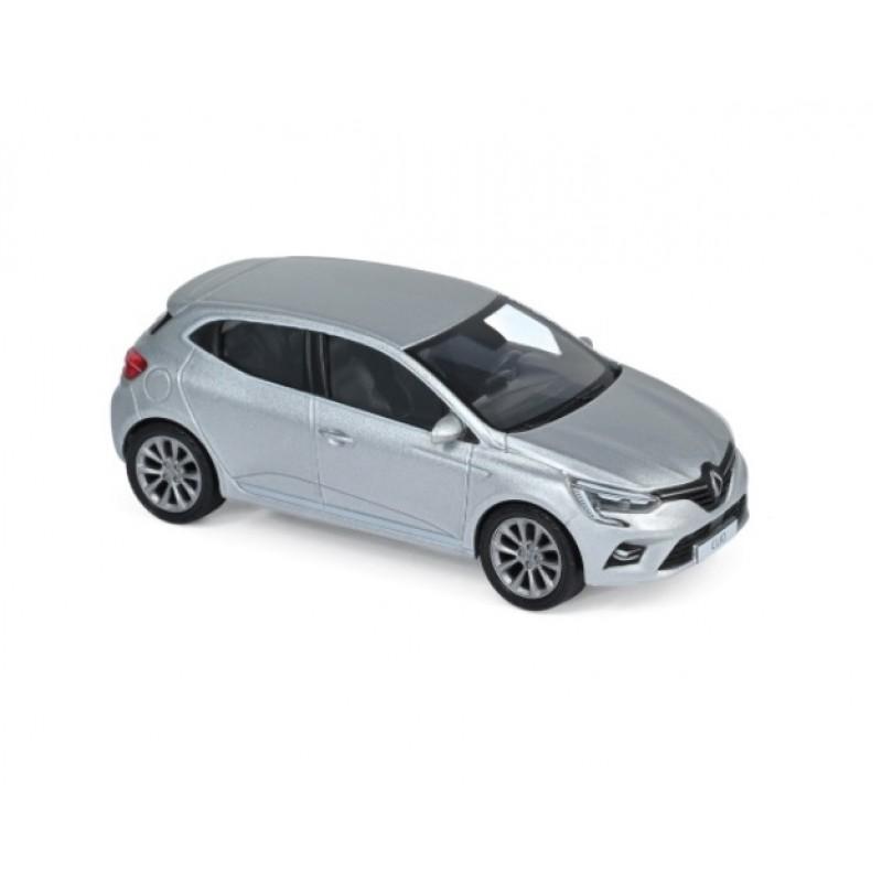 Macheta auto Renault Clio gri 2019, 1:43 Norev
