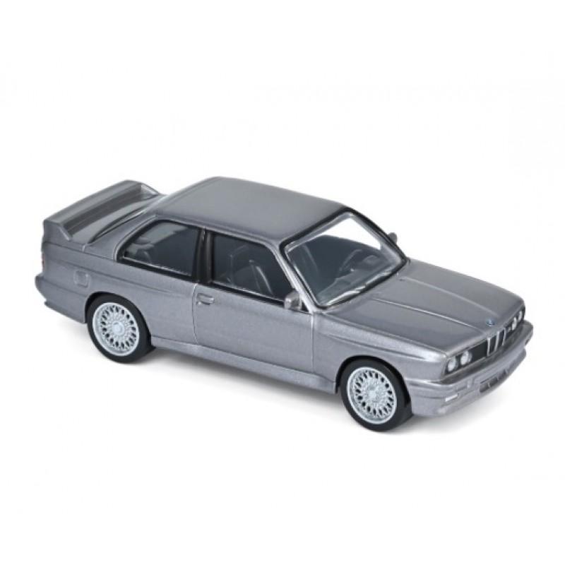 Macheta auto BMW M3 E30 1986 gri - JET CAR, 1:43 Norev
