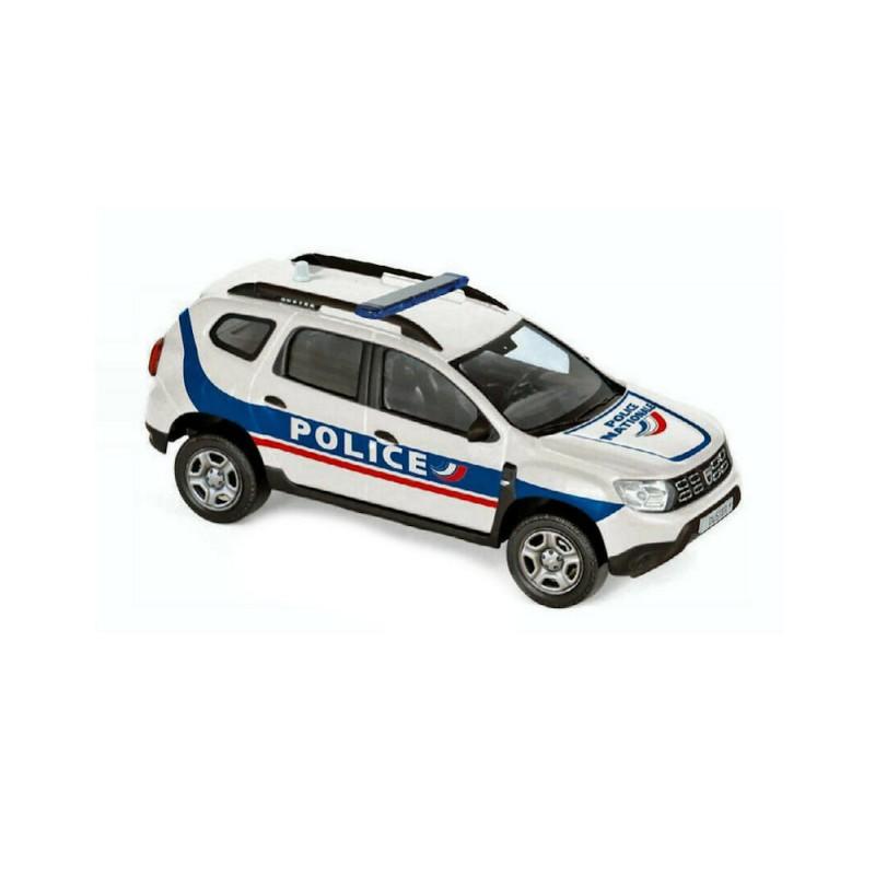 """Macheta auto Dacia Duster 2018 """"Police Nationale"""", 1:43 Norev"""
