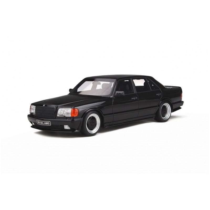DEFECTA: Macheta auto Mercedes Benz 560 SEL AMG W126  1989, 1:18 Otto Models