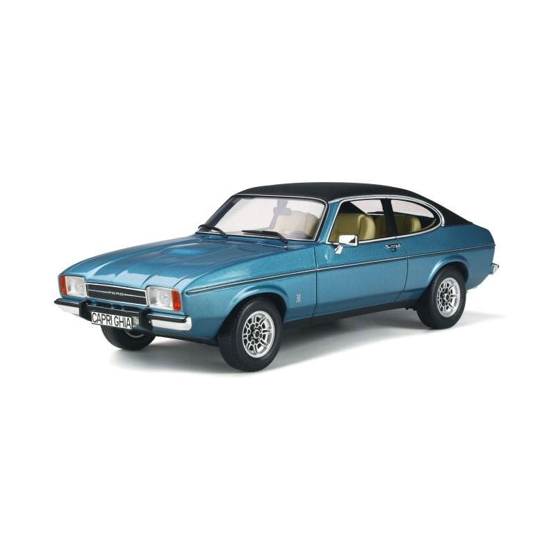 DEFECTA: Macheta auto Ford Capri Mk2 1974, 1:18 Otto Models