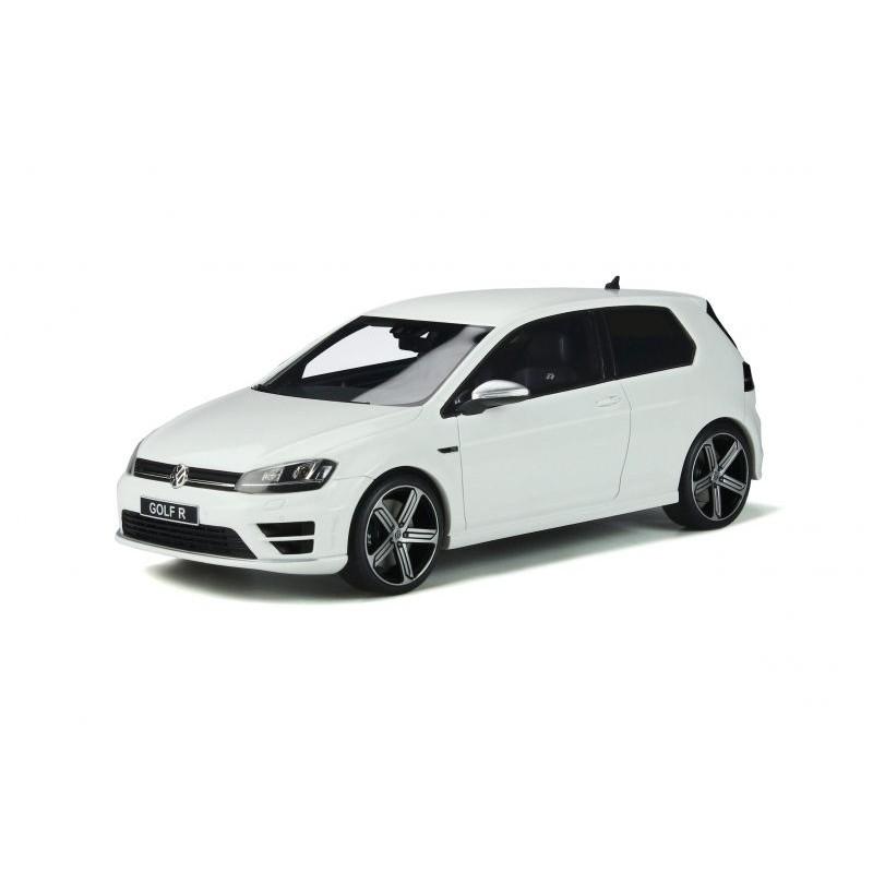 Macheta auto Volkswagen Golf Mk.7 R 2014, 1:18 Otto Models