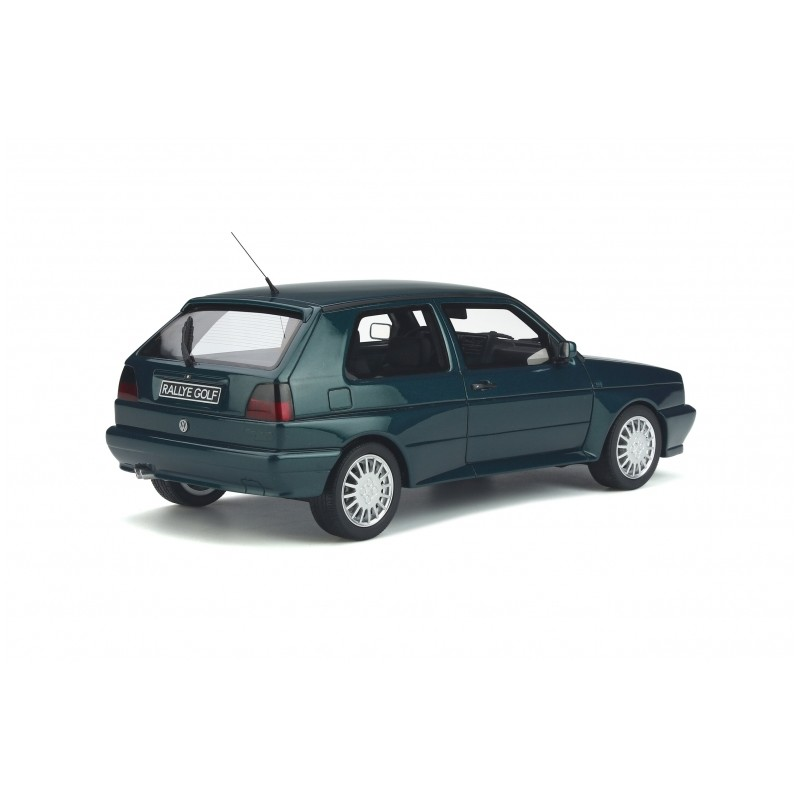 Macheta auto Volkswagen Golf Rallye A2 1990, LE 3000 pcs, 1:18 Otto Models
