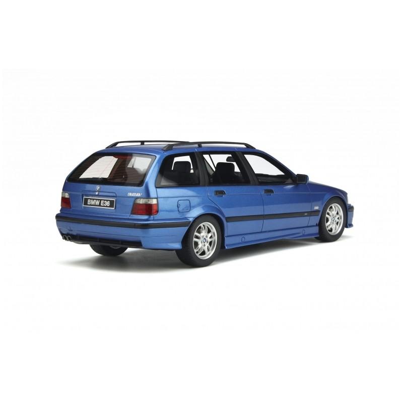 PRECOMANDA : Macheta auto BMW E36 Touring 328I M Pack albastra 1997, LE 4000 pcs, 1:18 Otto