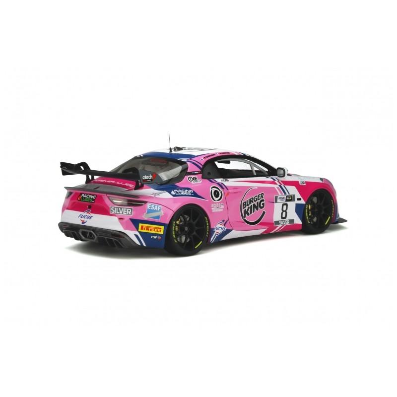 PRECOMANDA : Macheta auto Alpine A110 GT4 2020, LE 2000 pcs, 1:18 Otto