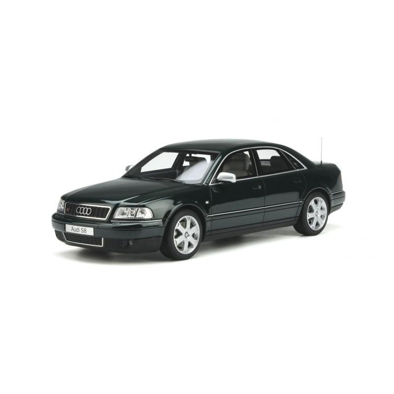PRECOMANDA: Macheta auto Audi S8 (D2) 4.2 V8 2001, LE 2500 pcs, 1:18 Otto