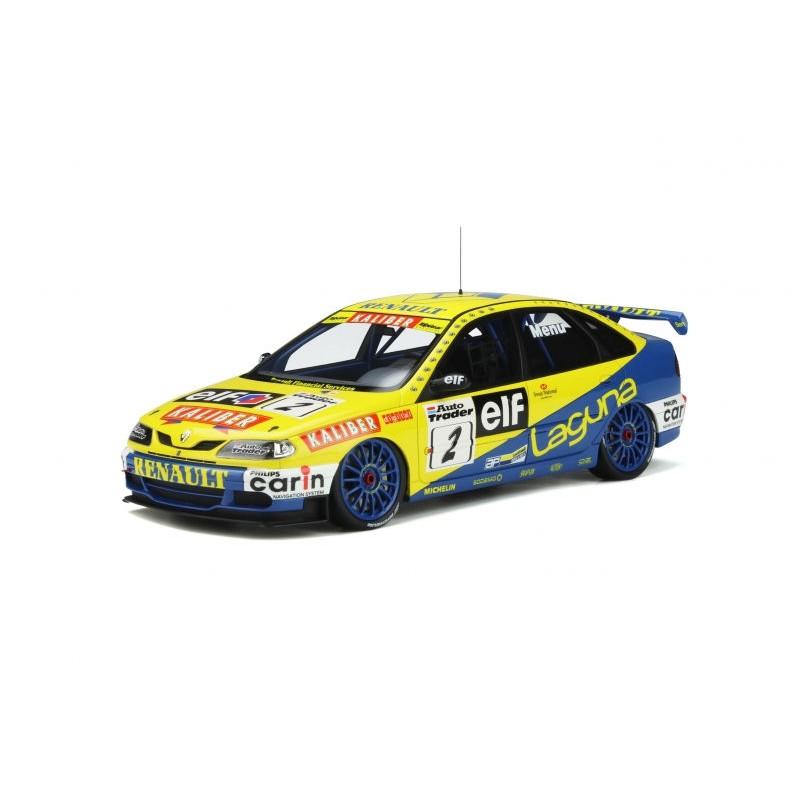 PRECOMANDA: Macheta auto Renault Laguna BTCC 1997, LE 3000 pcs, 1:18 Otto