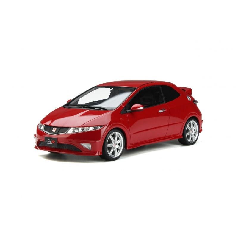 PRECOMANDA: Macheta auto Honda Civic Type R FN2 Euro 2009, LE 2000 pcs, 1:18 Otto