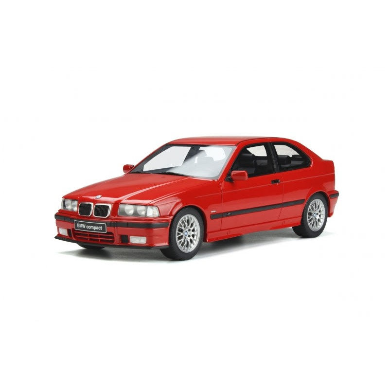 PRECOMANDA: Macheta auto BMW E36 Compact 323ti 1998, LE 3000 pcs, 1:18 Otto