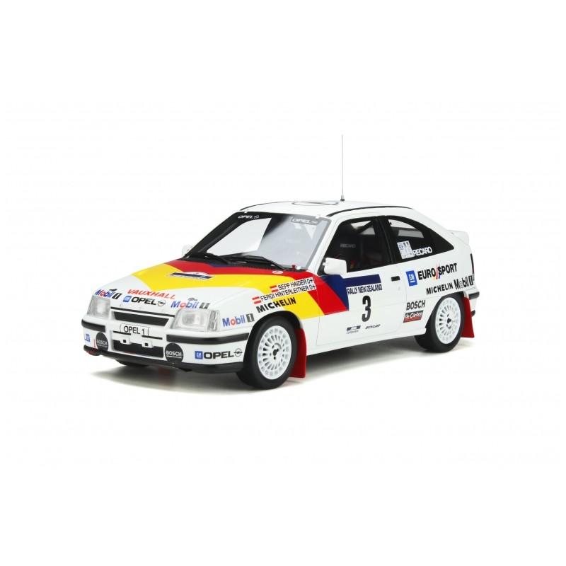 Precomanda : Macheta auto Opel Kadett E GSI Gr.A 1987, LE 2500 pcs, 1:18 Otto